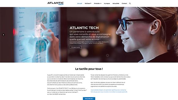 catalogue en ligne Atlantic tech